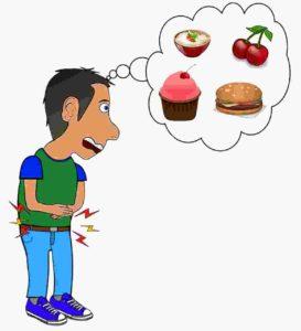 Abnehmen ohne Hunger