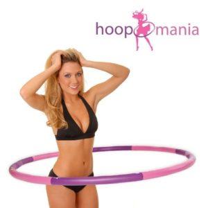 Hula Hoop Vergleich Hoopomania 1,2kg Schaumstoff Reifen